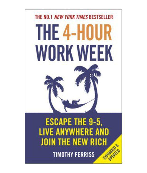4 hour work week tim ferris